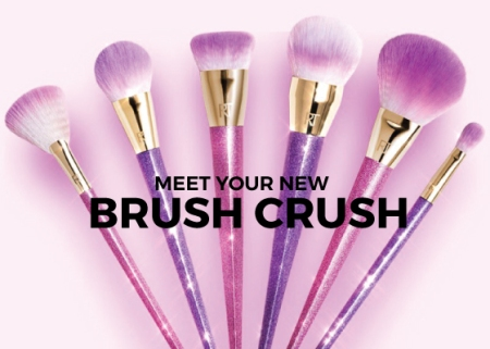 Brush Crush Collection from Real Techniques