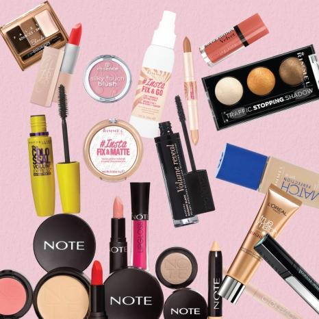 Budget Makeup Brands