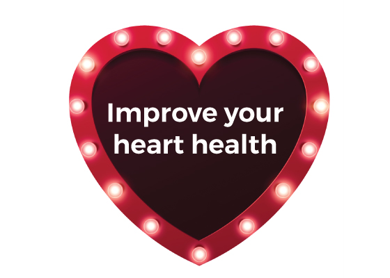 Improve Your Heart Health