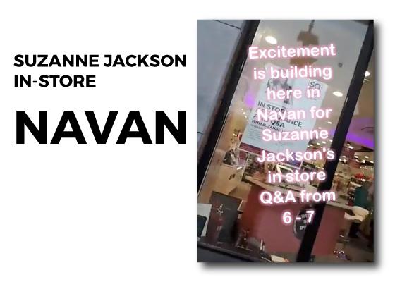 Suzanne Jackson Sam McCauleys Navan