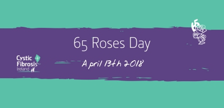 65 Roses Day April 13th 2018