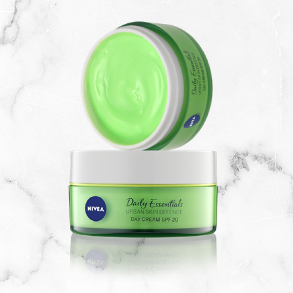 Nivea Daily Essentials urban skin defence