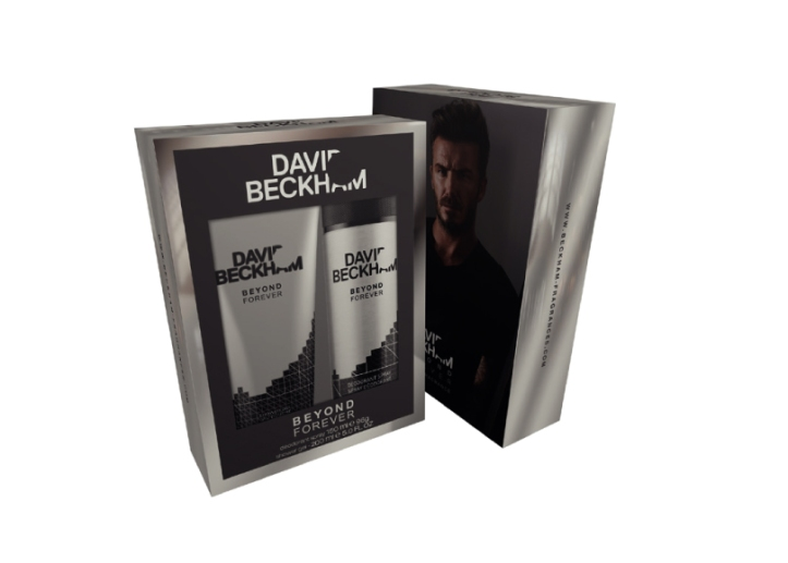 David Beckham Beyond Forever Body Set