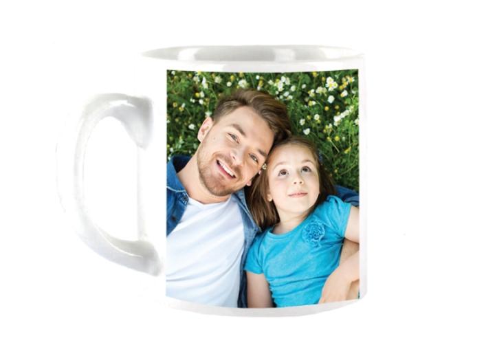 Fathers Day Photo Mug